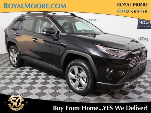 2020 Toyota RAV4 in Hillsboro, OR
