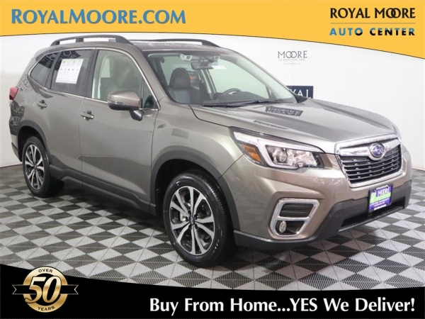 2020 Subaru Forester in Hillsboro, OR
