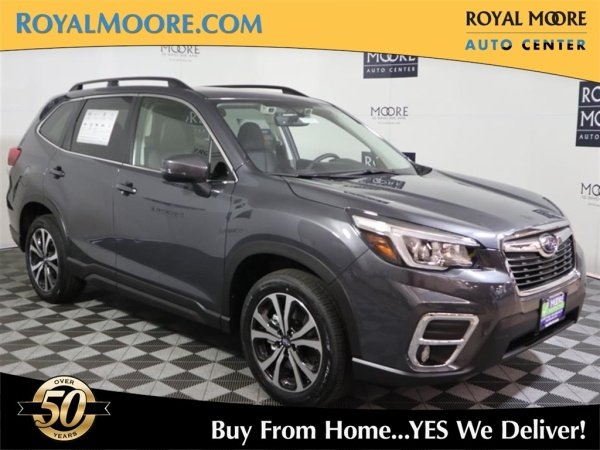 2020 Subaru Forester in Hillsboro, OR