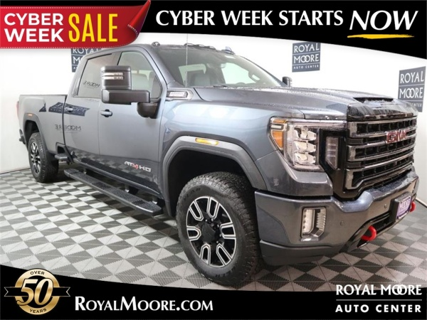2020 GMC Sierra 2500HD in Hillsboro, OR