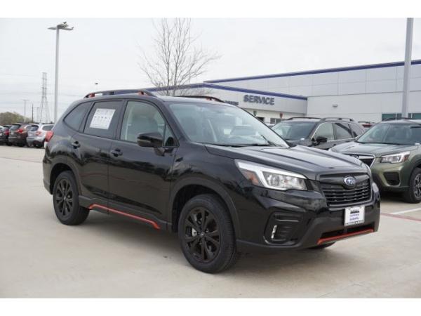2020 Subaru Forester in Jersey Village, TX