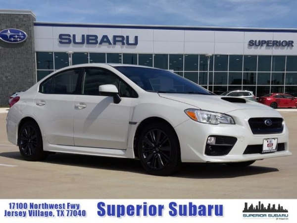 2017 Subaru WRX in Jersey Village, TX