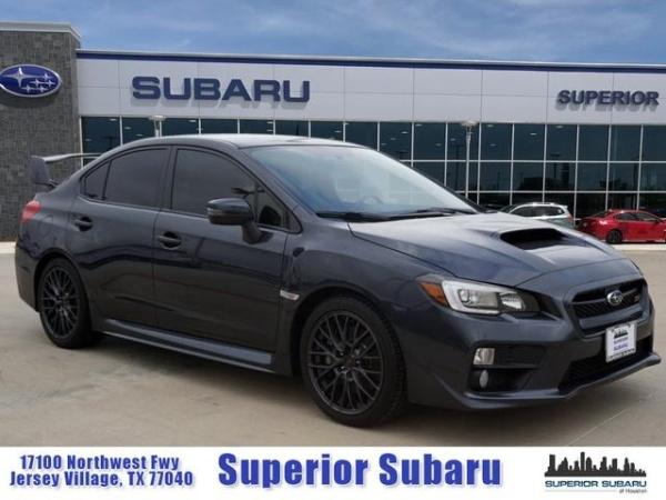 2015 Subaru WRX in Jersey Village, TX