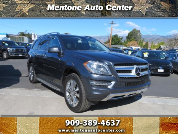 2013 Mercedes-Benz GL in Mentone, CA