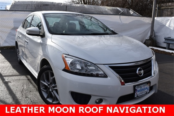 2015 Nissan Sentra in Countryside, IL
