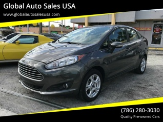 2016 Ford Fiesta Se Sedan For In Miami Fl