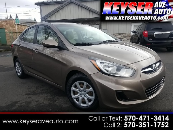 2012 Hyundai Accent in Moosic, PA