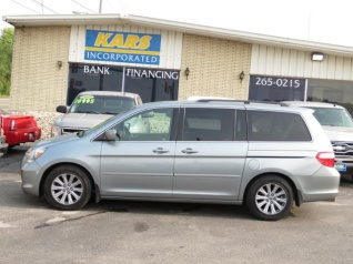 Used 2007 Honda Odyssey Touring With Rear Entertainment System For Sale In Des  Moines, IA