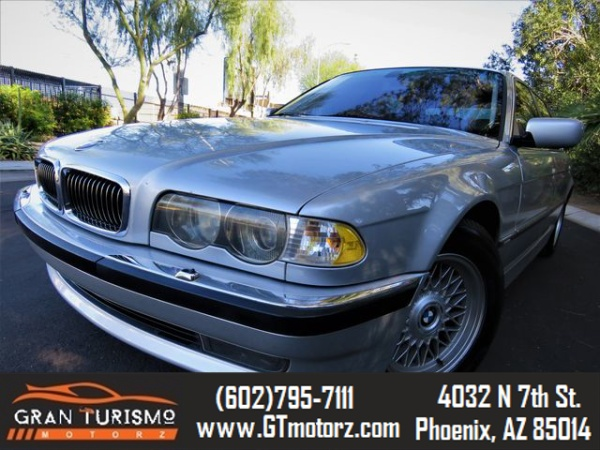 2001 BMW 7 Series in Phoenix, AZ