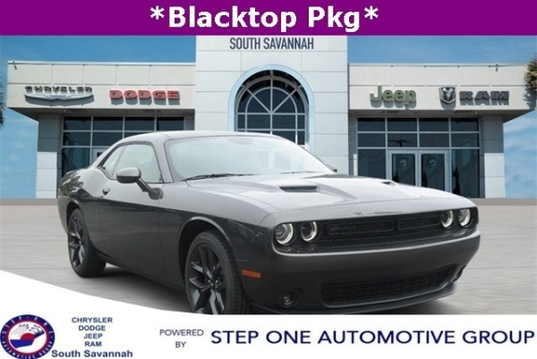 2019 Dodge Challenger SXT RWD Automatic For Sale in Savannah
