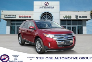 Ford Edge Sel Fwd For Sale In Savannah Ga