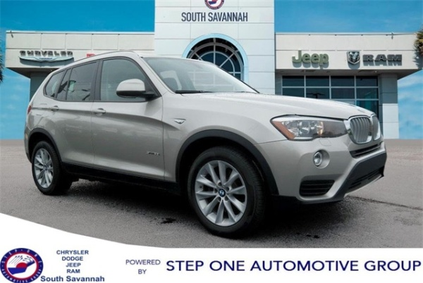 used bmw x3 for sale in savannah ga u s news world report. Black Bedroom Furniture Sets. Home Design Ideas