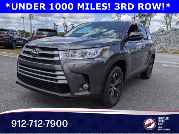 2019 Toyota Highlander in Savannah, GA