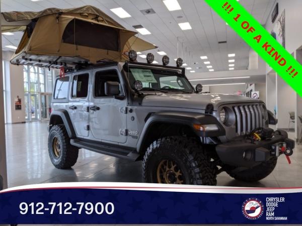 2020 Jeep Wrangler in Savannah, GA