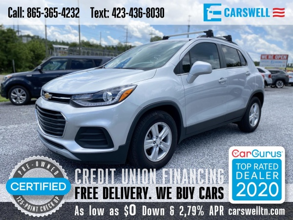 2017 Chevrolet Trax in Sevierville, TN