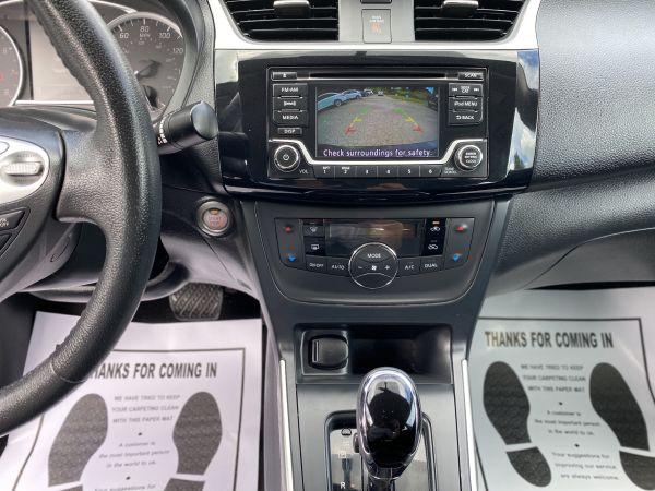 2018 Nissan Sentra in Sevierville, TN