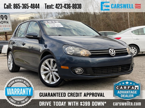 2012 Volkswagen Golf in Sevierville, TN