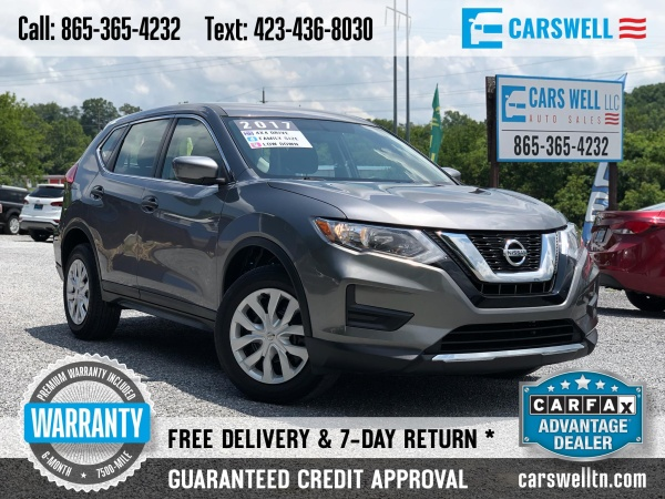 2017 Nissan Rogue in Sevierville, TN
