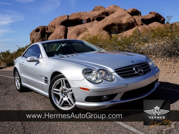 2006 Mercedes-Benz SL in Scottsdale, AZ