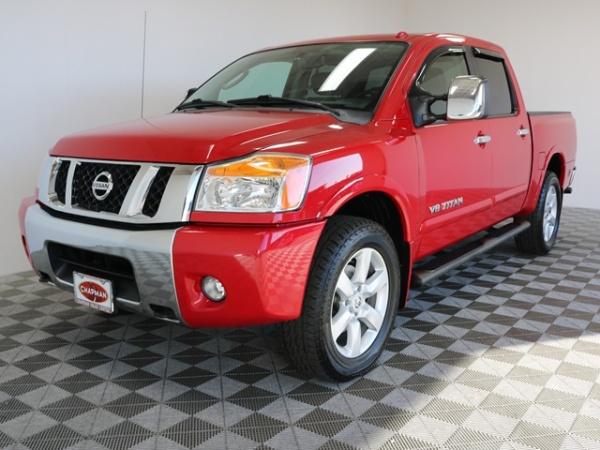 2011 Nissan Titan in Scottsdale, AZ