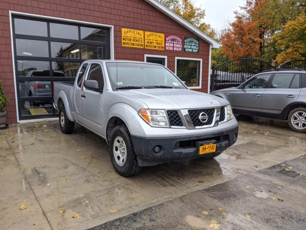 2006 Nissan Frontier in Stanley, NY