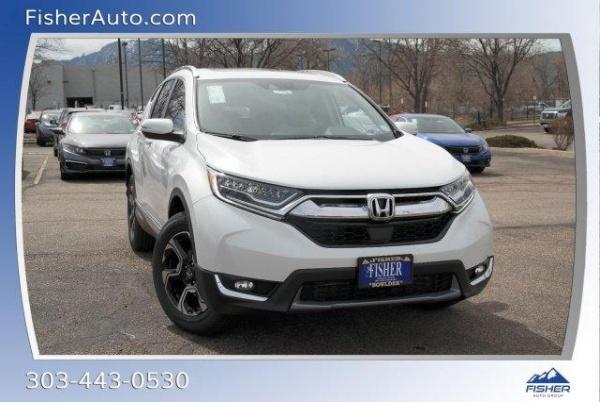2019 Honda CR-V in Boulder, CO