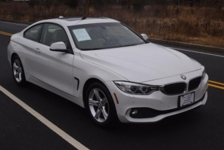 2017 Bmw 4 Series 428i Xdrive Coupe Awd Sulev For In Princeton
