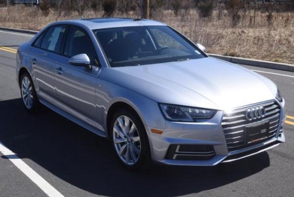 2018 Audi A4 Premium