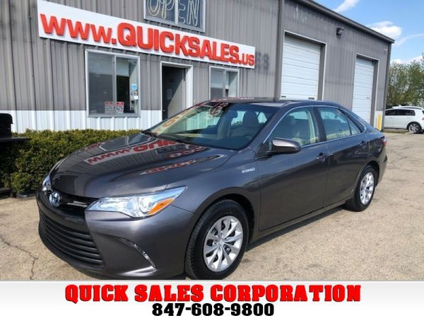 2017 Toyota Camry in Elgin, IL