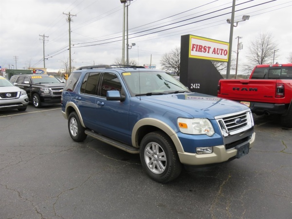 2009 Ford Explorer in Greenville, SC