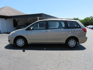 2008 Toyota Sienna Ce 7 Penger Fwd For In Greenville Sc