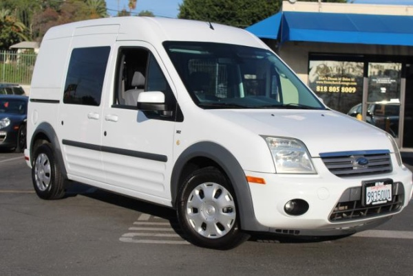 2013 Ford Transit Connect Wagon XLT