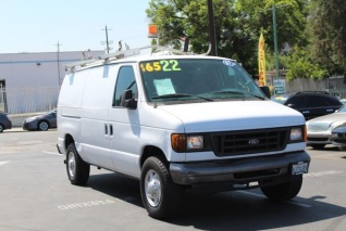 Used 2007 Ford Econoline Cargo Vans for Sale   TrueCar