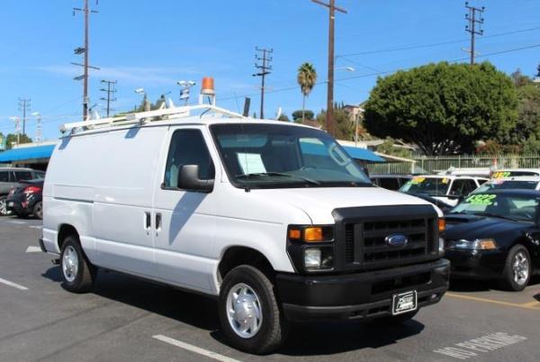 2008 Ford Econoline Cargo Van in Los Angeles, CA