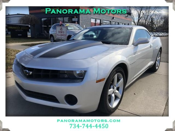 2011 Chevrolet Camaro Ls With 1ls Coupe For Sale In Livonia
