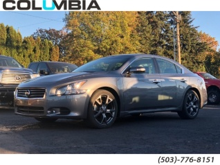 Used 2014 Nissan Maxima 3.5 SV For Sale In Portland, OR