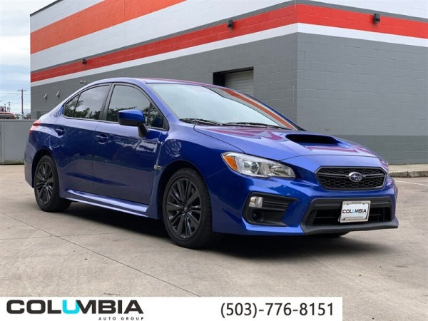 2018 Subaru WRX in Portland, OR