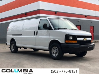 Cargo Van For Sale >> Used Chevrolet Express Cargo Vans For Sale In Hillsboro Or