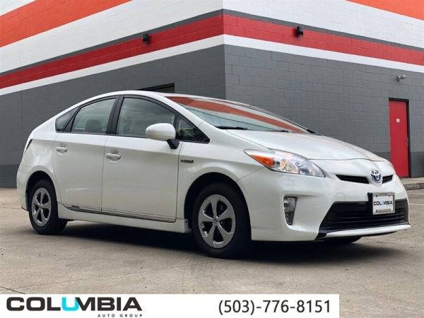2013 Toyota Prius in Portland, OR