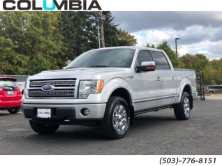 Ford F  Platinum Supercrew  Wd For Sale In Portland