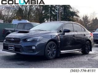 2016 Subaru Wrx Base Manual For In Portland Or