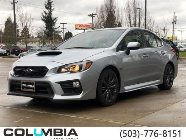 2018 Subaru WRX in Portland, OR