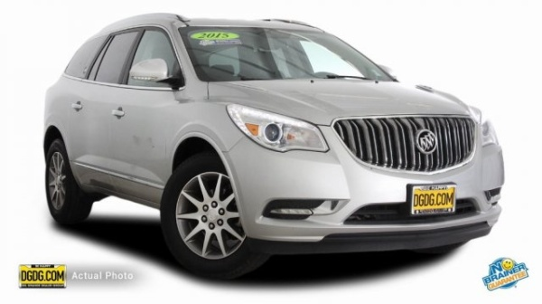 enclave buick test and road watch review youtube