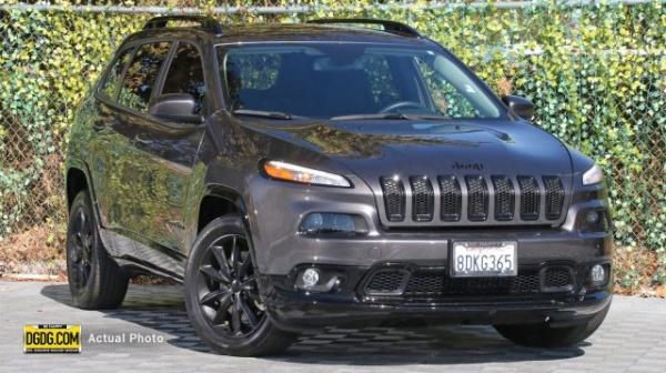 2018 Jeep Cherokee in San Jose, CA