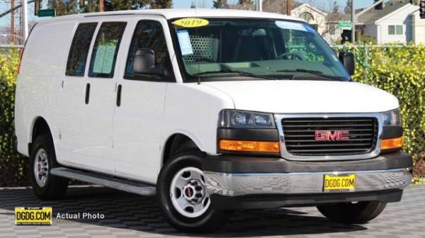 2019 GMC Savana Cargo Van in San Jose, CA
