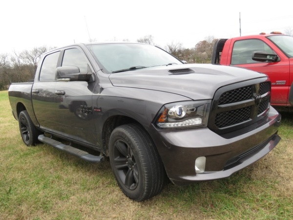 2017 Ram Ram Pickup 1500 Night