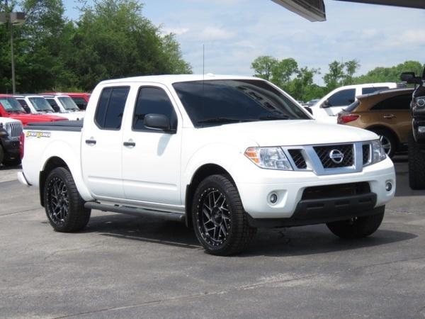 2017 Nissan Frontier in Fayetteville, TN