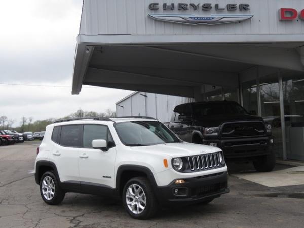 2018 Jeep Renegade in Fayetteville, TN