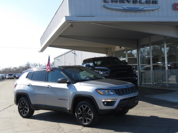 2019 Jeep Compass in Fayetteville, TN