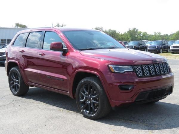 2020 Jeep Grand Cherokee in Fayetteville, TN